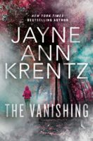 The Vanishing Book Cover