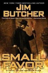 Small Favor Dresden Files Jim Butcher