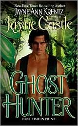 bookcover image for Ghost Hunter