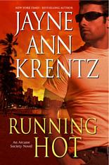bookcover image for Running Hot, Jayne Krentz